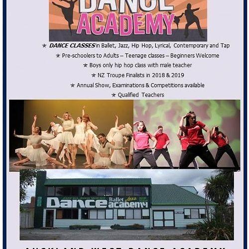 Auckland West Dance Academy