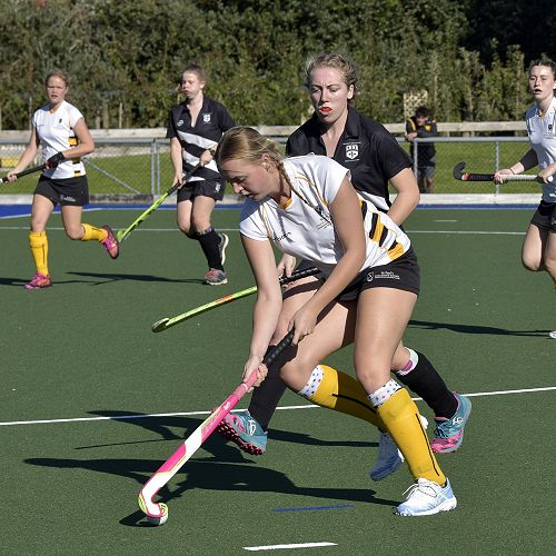 2019 Girls first XI hockey team