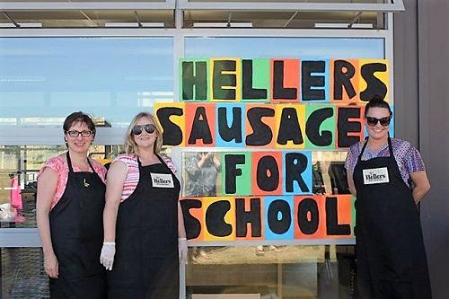 Thanks Hellers!