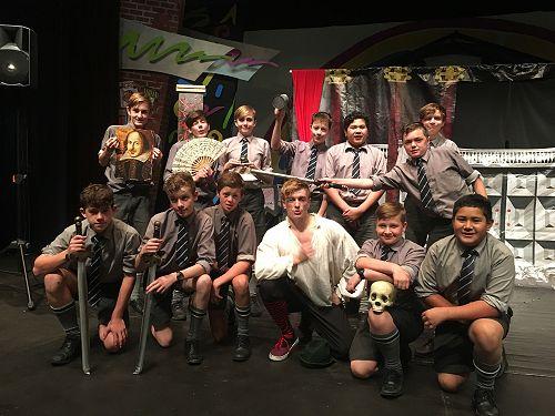 "New Zealand Theatre Company -performing ""Shakespea"