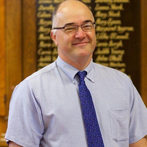 Mark Pribis, Deputy Principal, Roncalli College