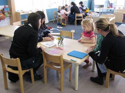 Pre-School visit