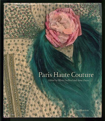 Paris Haute Couture book cover