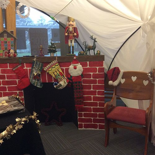 Junior School Mid-Winter Christmas Grotto