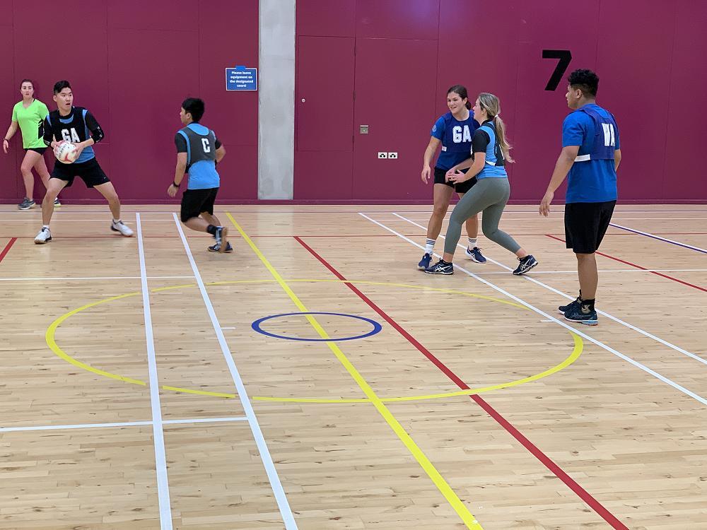Inter-college Netball Tournament, 25/7/20