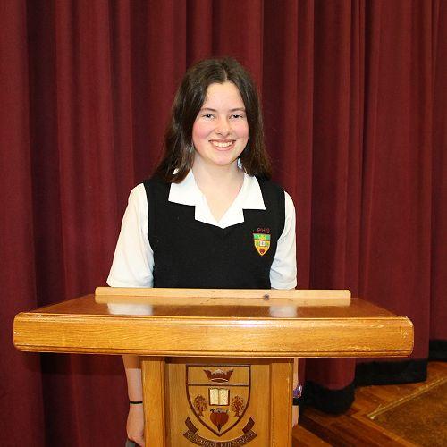 Junior Speech Competition