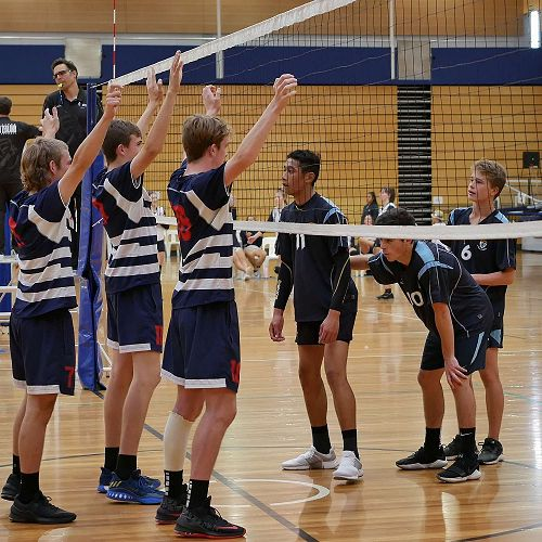 Secondary School Otago Regional Volleyball Tournament