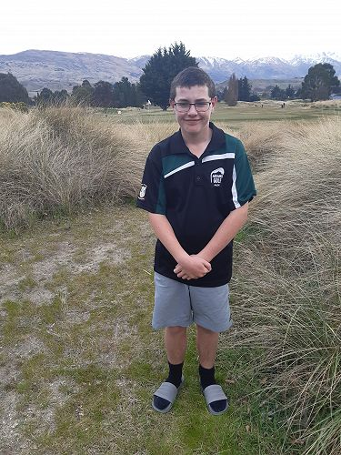 Alex Kelliher ~ Golf