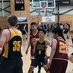 AIMS Games - Basketball