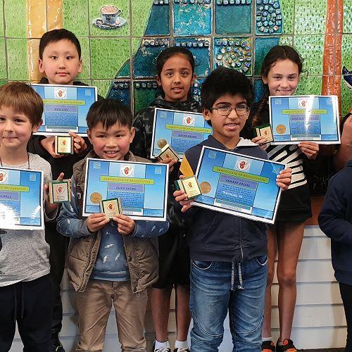 End of Term 3 Award Winners