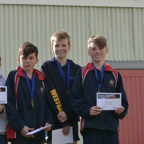 Otago Primary and Intermediate School Cross-Country, 2016
