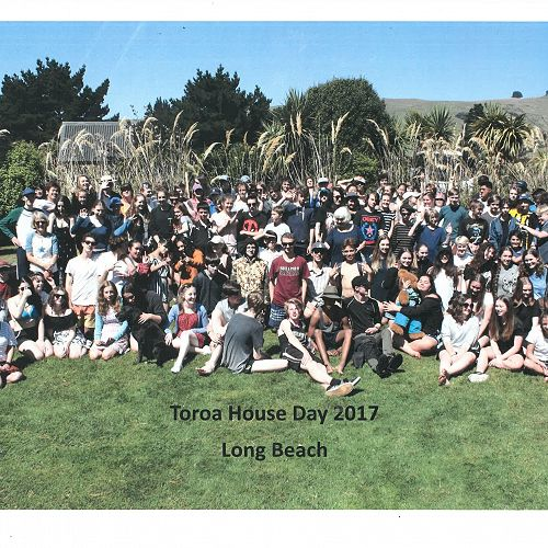 Toroa House Photo