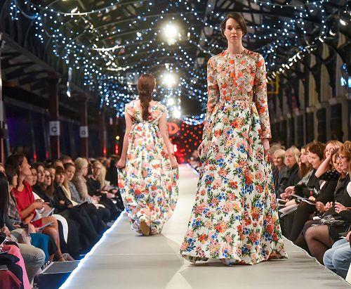 UK-based Kiwi designer Emilia Wickstead's collecti