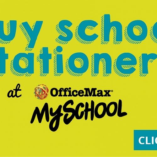 Office max stationery