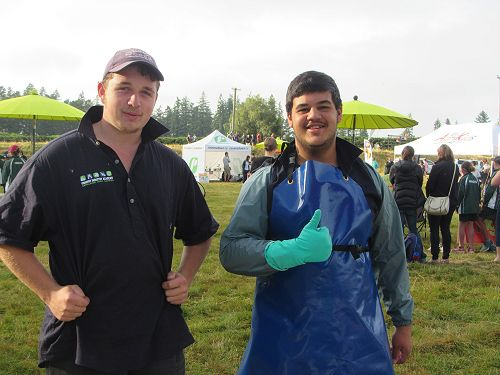 PIA students at Young Farmers Competition