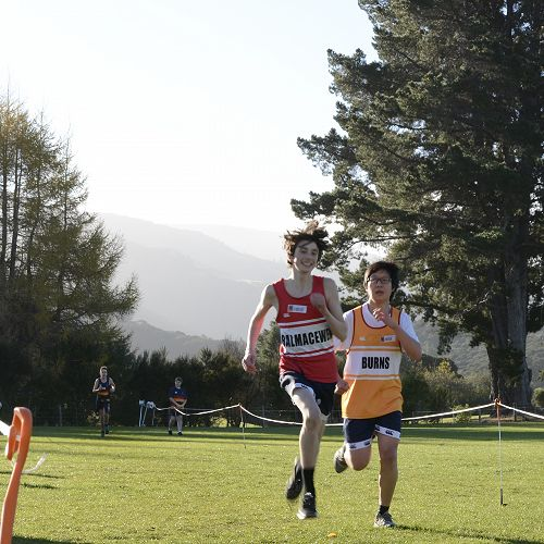 JMC School Cross Country