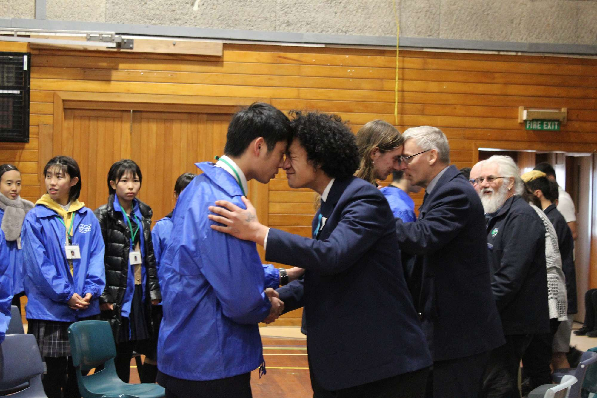 Powhiri to welcome our visiting Japanese students in 2019