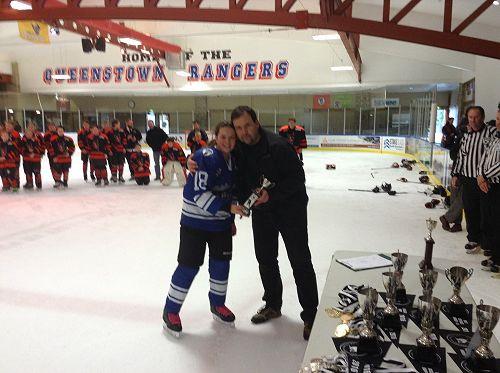 NZPIHL Skills Competition 2016 Winners