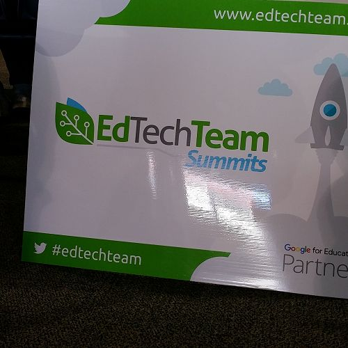 GAFE Summit (Google Apps for Education) in Christchurch.