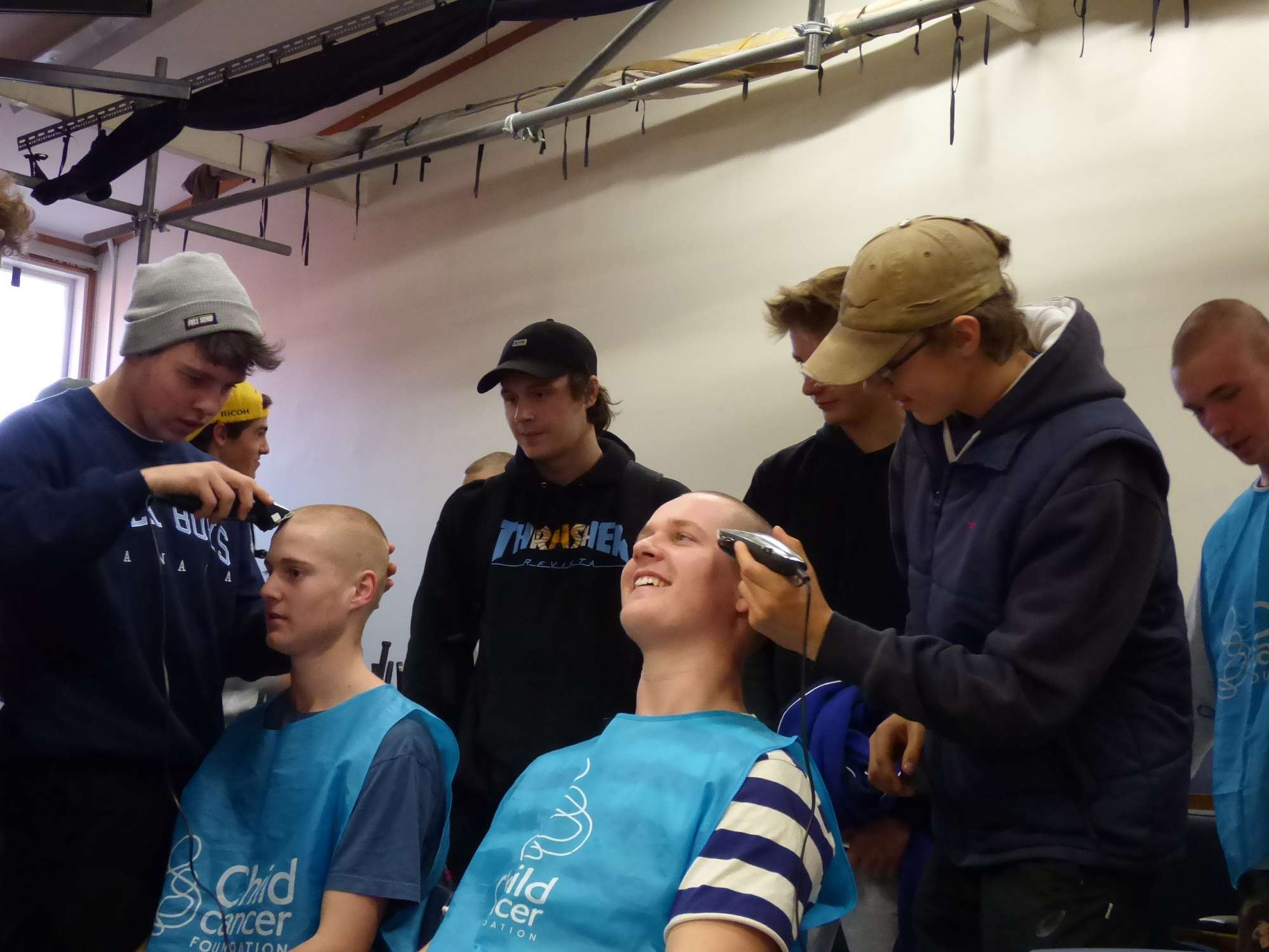 Shave for a Cure 2020