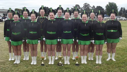 South Island Marching Champions