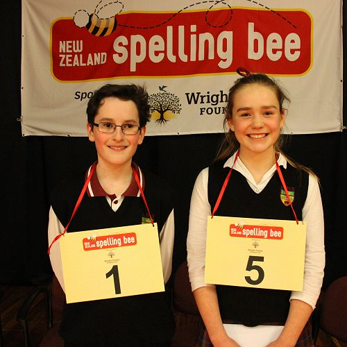 Spelling Bee Competition
