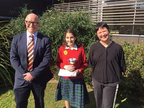 Mr Stewart Tagg, Yasmeen and Ms Jo Hartford (judge