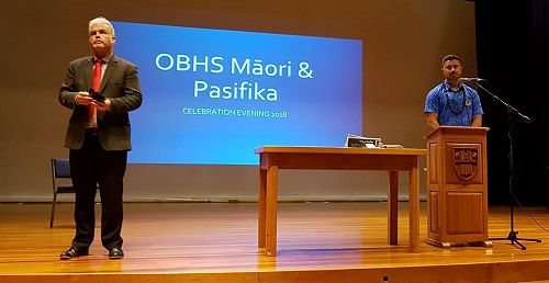 2018 Maori and Pasifika Celebration Evening