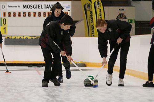 Dunedin Co-ed Schools Winter Tournament