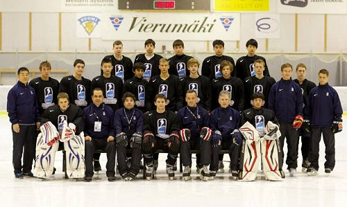 2013 IIHF Hockey Development Camp - Team Black