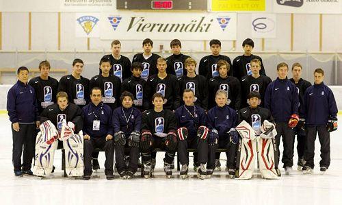 2013 IIHF Hockey Development Camp - Team Black