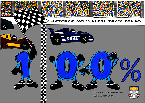 Year 10 Graphics - Samuel Henderson