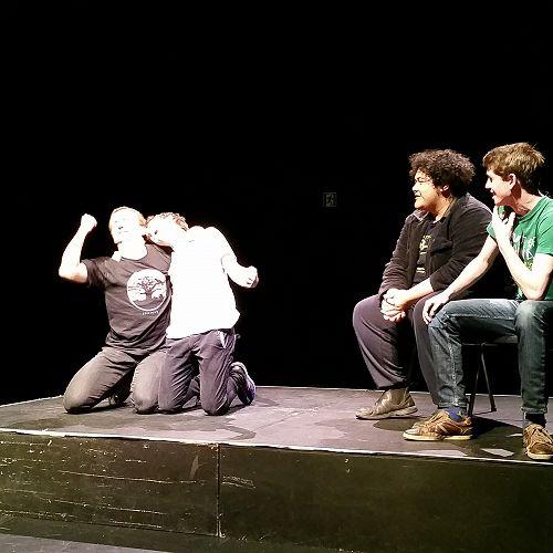 Senior Theatresports 2018