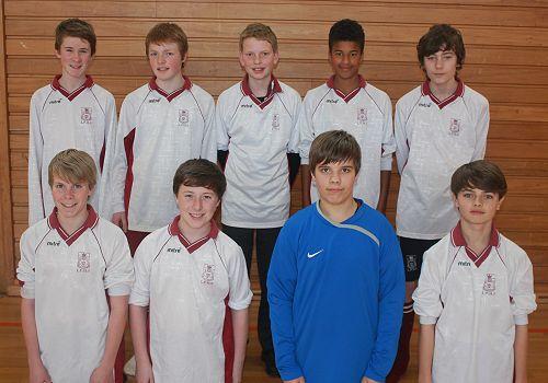 Junior Boys United Football Team