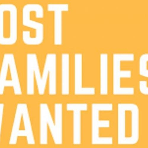 Host Families Wanted
