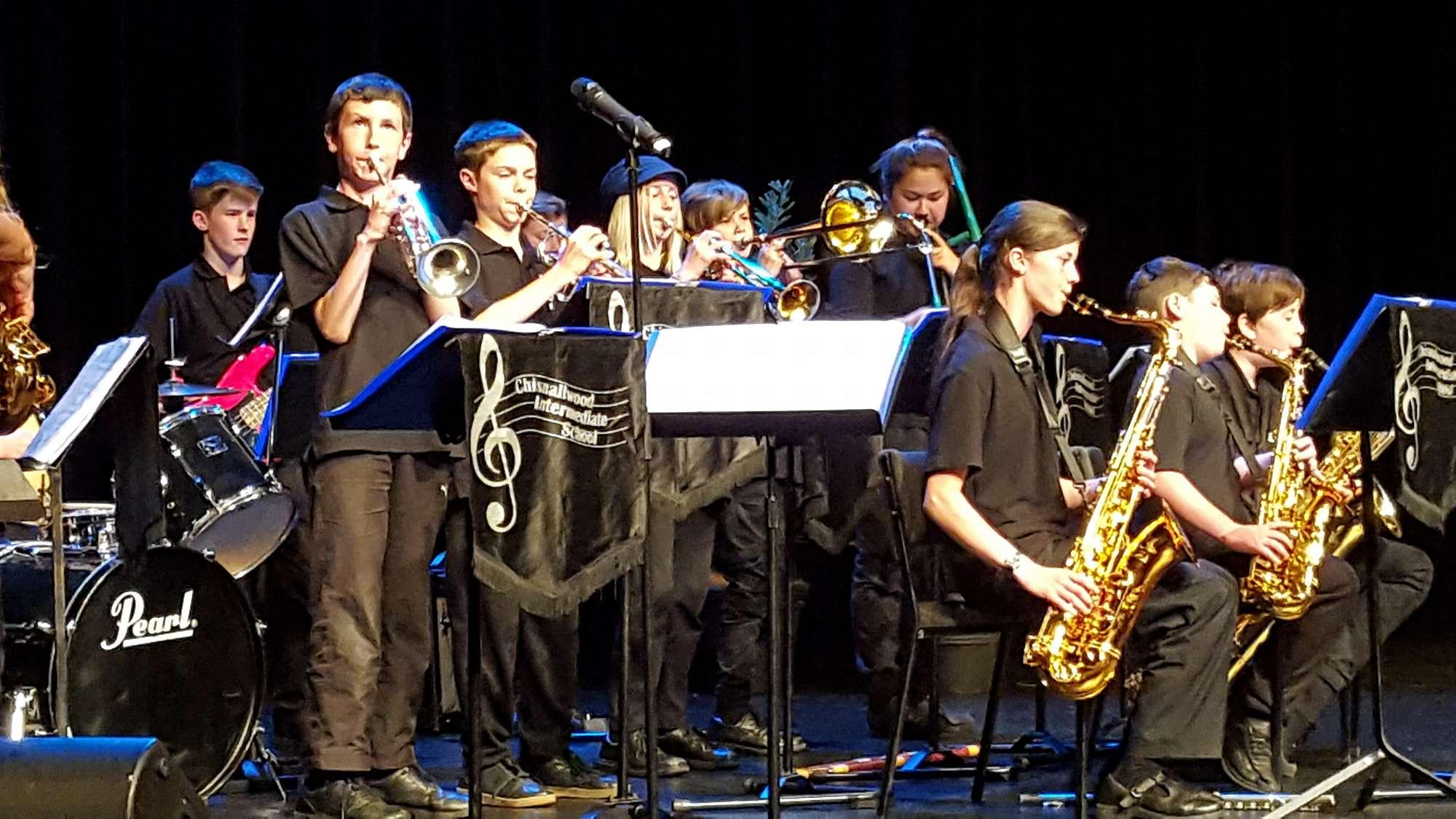 Jazz at NZEI