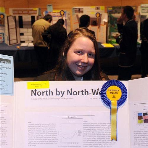 Winning Science Display