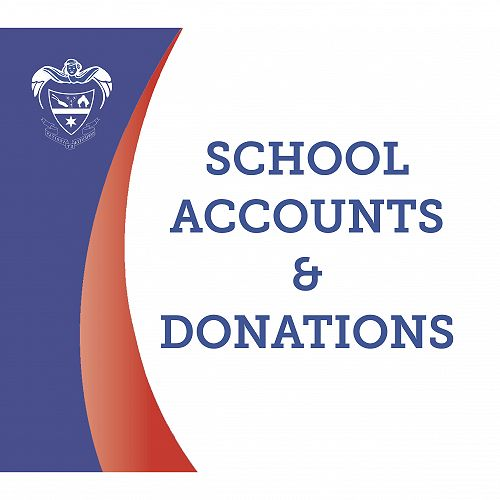 School Accounts and Donations
