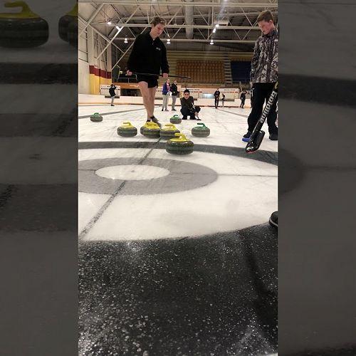 Video: Kavanagh Curling