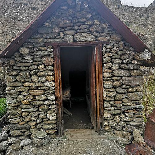 Miners Hut