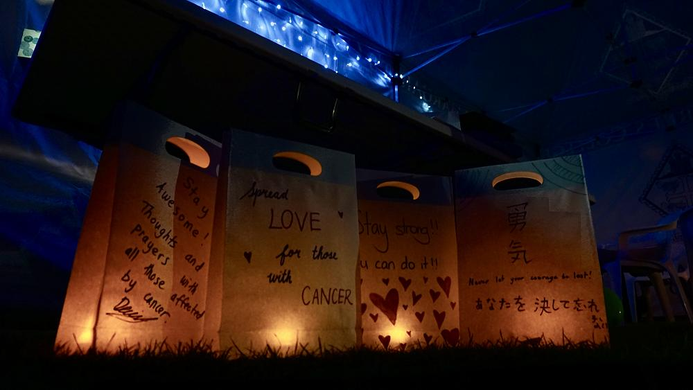 Relay for Life, 30 March 2019