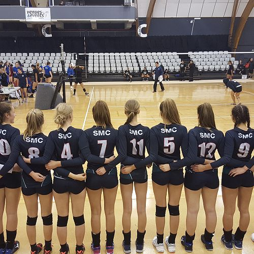 Senior A Volleyball