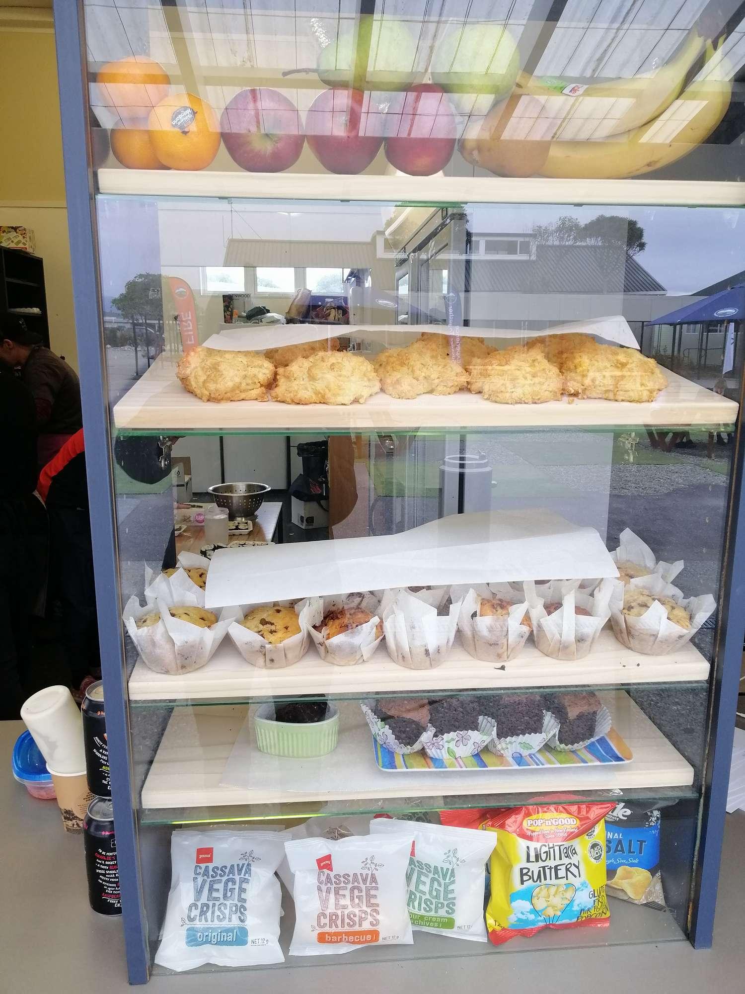 Kai Whakapai - cabinet food