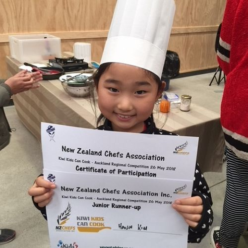 Primary - Kiwi Kids Can Cook