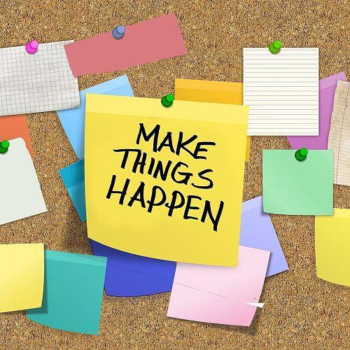 Careers - Make things happen