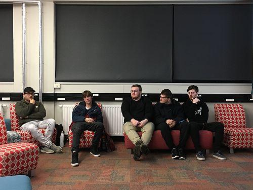 BIT Boys: Abdel Hawwari, Alex Phillips, James Kipp