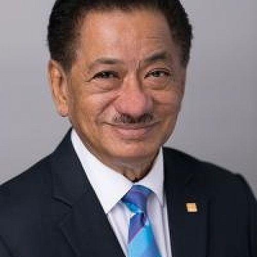 "Rotary International Director, Rafael ""Raffy"" Garcia III"