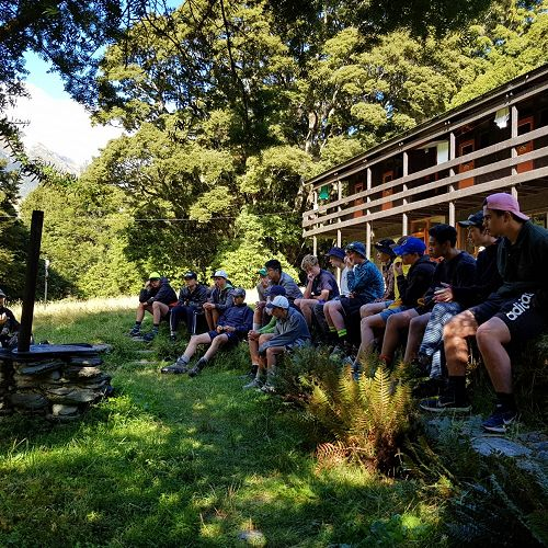 10Y Mt Aspiring Camp 2019