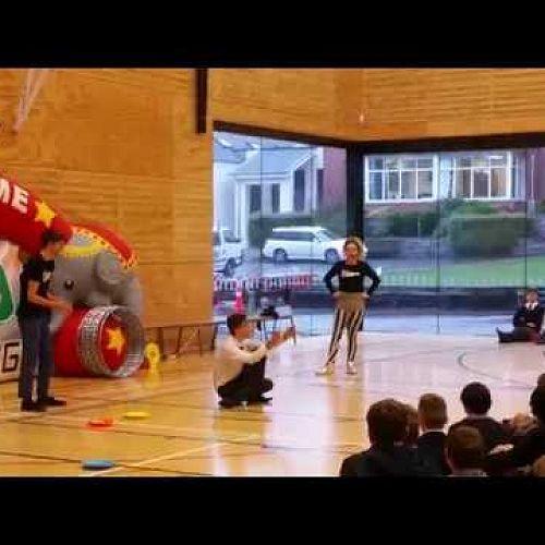 Circus Challenge 2017
