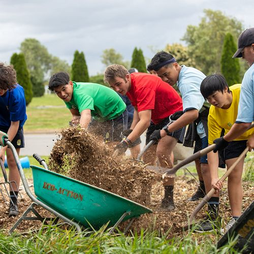 Year 9 Community Engagement Day 2020